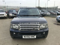 Land Rover Range Rover Sport 2.7TDV6 Auto HSE * Fully Loaded * Not To Be Missed