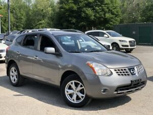 2010 Nissan Rogue 1-Owner FWD SL Sunroof Cruise Alloys