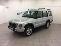 Land Rover Discovery 2.5TD5 Manual 2004 Landmark 7 Seater Full Leathers Sunroof