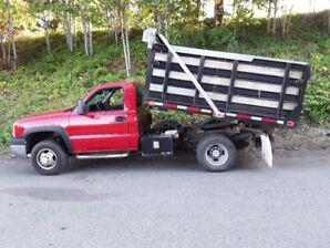 2004 Chevy 3500/Dump