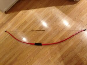 Composite Long Bow