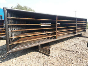 PANELS, LOADING CHUTES, BUNK FEEDERS WIND PANELS AND MORE!