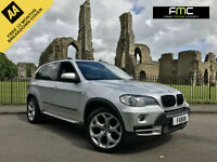 "2008 BMW X5 3.0d auto M Sport **Sat Nav - Heated Leather - Xenons - 20"" Alloys*"
