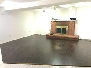 CLEAN Spacious 2 bedroom basement apartment- brampton