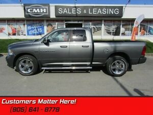 2011 Dodge Ram 1500 Sport  4X4, HEMI, LEATHER, NAVIGATION, SUNRO
