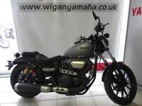 YAMAHA XV950R ABS IN GREY OR GREEN IN STOCK NOW