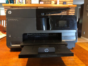 HP Officejet Pro All-in-one 8610 Printer