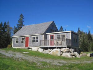 Oceanfront Furnished Cottage in St. Margs Bay, Available Sept 1