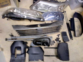 Renault Laguna parts