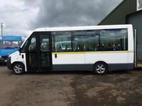 Volkswagen Bluebird minibus 14 seats + disabled access Welfare bus **ex Council