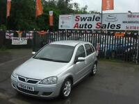 2004 VAUXHALL CORSA DESIGN 1.2L ONLY 98,255 MILES, IDEAL 1ST CAR