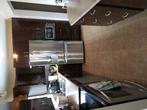 For sale: Kitchen cabinets, sink, counter & hardware