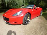 2013 Ferrari California 4.3 Auto 2dr Convertible