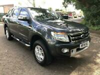 2014 Ford Ranger Pick Up Double Cab Limited 2.2 TDCi 150 4WD Auto PICK UP Diesel
