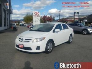 2013 Toyota Corolla   - SUNROOF -  BLUETOOTH