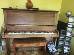Piano à donner