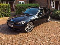 BMW 3-Series M-Sport Touring Twin Turbo