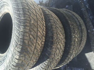 265 70 15. Tires for winter?