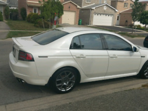 *Very Rare*  Acura TL Type-S, Manual Transmission, very low KMs