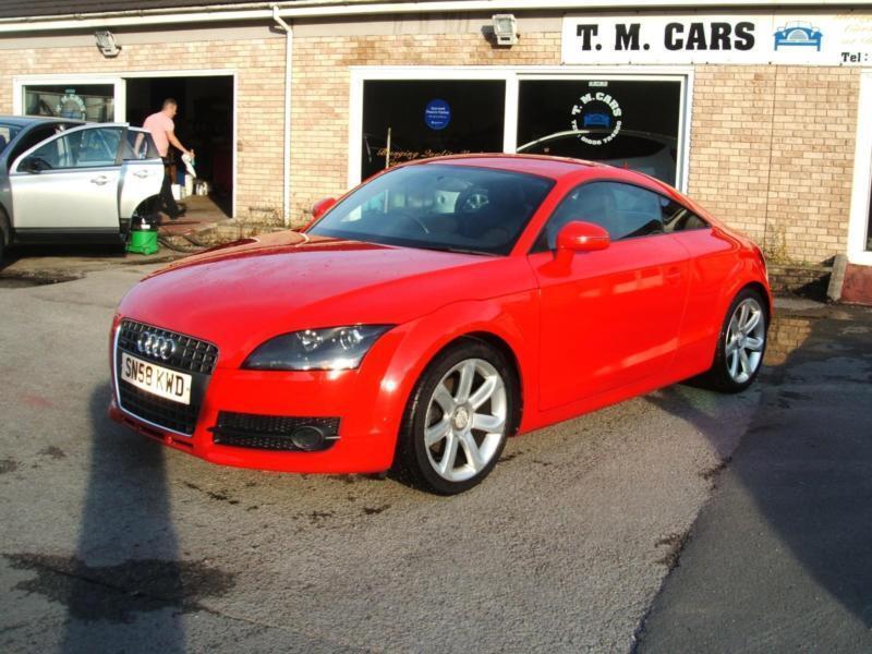 2009 58 Audi TT Coupe 2.0TDI Quattro (170) **56k / FSH**