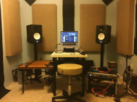 Band/Vocal: Recording Mixing & Mastering