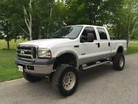 SOLD ---2005 Ford F-250 Lariat Pickup Truck --- SOLD