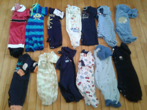 Baby boy clothes! 0-6 months.