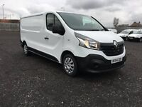 Renault Trafic LL29 Business DCI S/R P/V (white) 2014