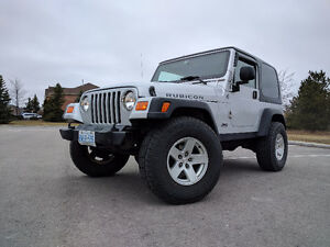 2006 Jeep Rubicon