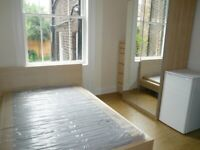 Large furnished room in a lovely Victorian house with garden close to Archway station