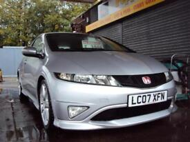 Honda Civic Type R GT – I VTEC – ONE OWNER FROM NEW -198 BHP - £3,999