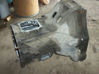 Ford ZF5 Transmission parts S 5-42 1991