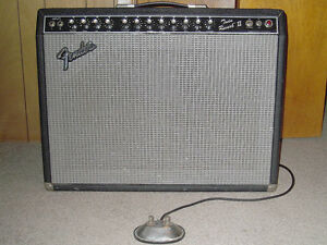 1983 Fender Twin Reverb II - 100% ALL Tube Rivera Combo