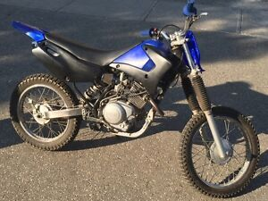 Yamaha ttr125  bored out to a 150 cc