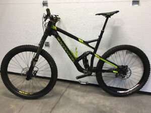 Cannondale jekyll team édition 2015
