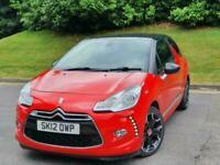 2012 Citroen DS3 1.6 e-HDi Airdream DStyle Plus 3dr *** £0 TAX - FULL HISTORY -