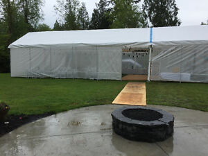 Party or storage tent