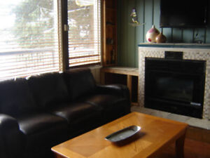 2 bedroom home at Silverstar Mountain