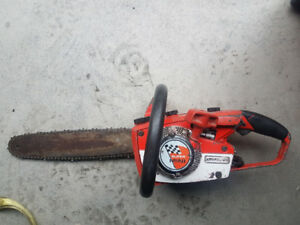 "16""HOMELITE SUPER MINI CHAINSAW"