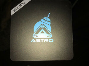 Astro Mini MS8 TV Box - get rid of your tv subscription!