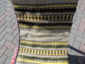 mid century, Hand woven table runners, London Ontario image 5