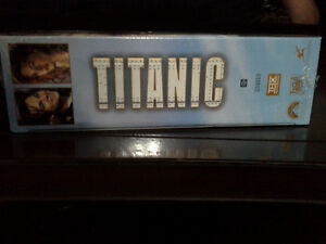VHS New in package Titanic