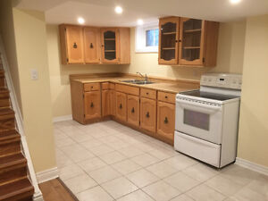 Old North 2 Bedroom in Basement All-In