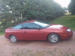 2002 Saturn Other Coupe (2 door)