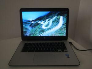 "New 14"" HP Chromebook laptop Intel Dual Core 4GB 16GB SSD HDMI"
