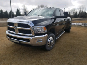 2014 Dodge Ram 3500 dually Safetied