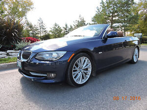 2011 BMW 3-Series Cabriolet Convertible