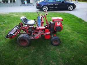 BROUWER LAWN MOWER