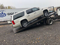 D/DZ/GZ License Tow Truck Driver Wanted For Flatbed Towing