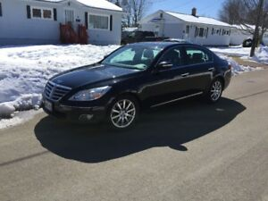 2009 Hyundai Genesis Tech Pack, 4.6L V8, May Trade!